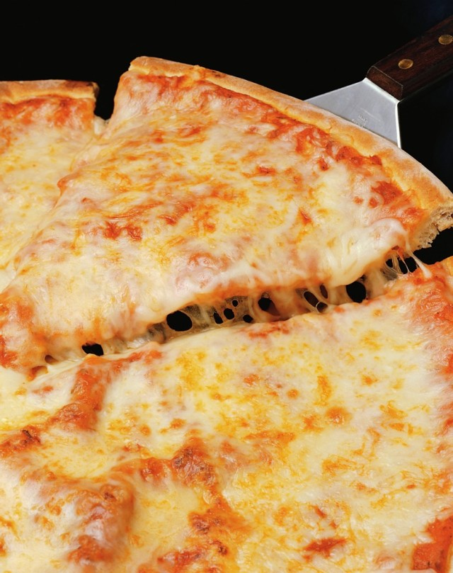 no more cheese pizza.